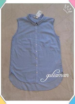New!!! рубашка от h&m l/xl