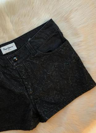Pepe jeans  шорты джинсовые р.s-m