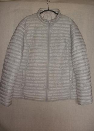 Двусторонняя суперлегкая стеганная куртка vittoria fashion