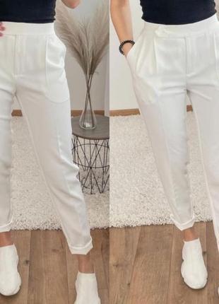 Брюки женские классические брюки с высокой посадкой купить