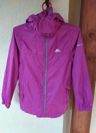 Вітрівка/ спортивна куртка trespass