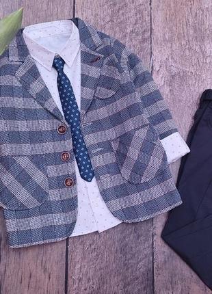 Нарядный школьный костюм, 5, 6 и 8 рр
