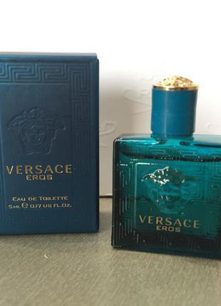 Versace eros (мини)