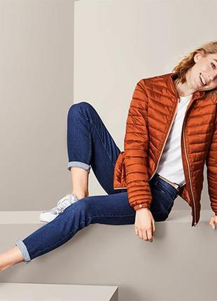 Демисезонная стеганая куртка tcm tchibo, размер m, l, xl