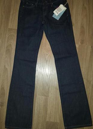 Стильные джинсы клеш mango - 34 и 36