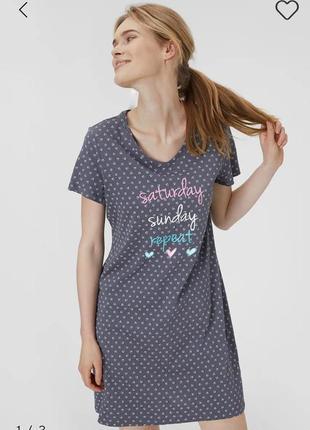 Жіноча нічна сорочка від с&а