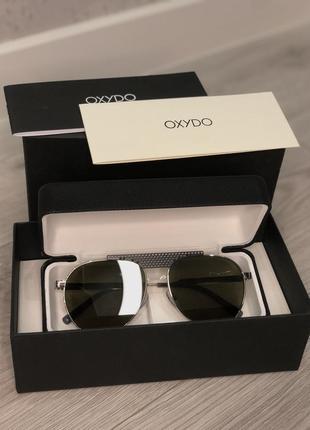 Солнцезащитные очки бренда oxydo оригинал унисекс