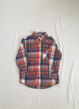 Рубашка для мальчика 4лет