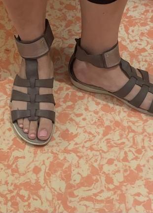 Ecco босоножки, сандали