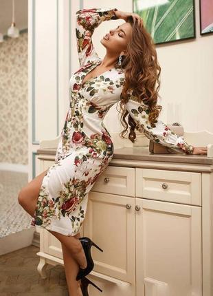 Платье женское стильное брендовое