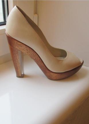 Кожаные туфли aldo бразилия