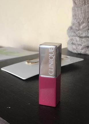Помада clinique pop lip colour & prime lipstick