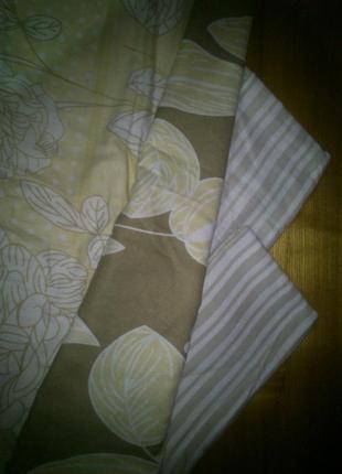 Байковое, фланелевое постельное белье 160х200