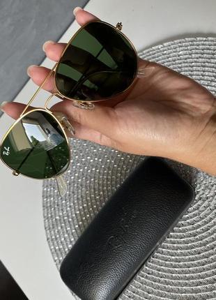 Очки ray ban очки в золотой оправе полароиды очки капелеки