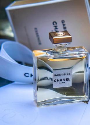 Chanel gabrielle оригинал_eau de parfum 3 мл затест