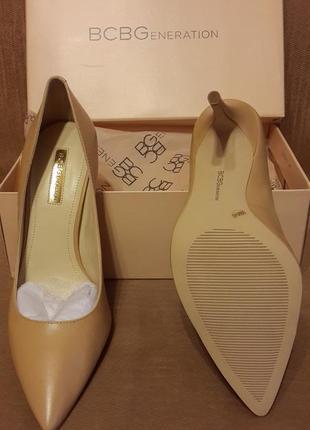 Новые туфли 41 размер bcbgeneration