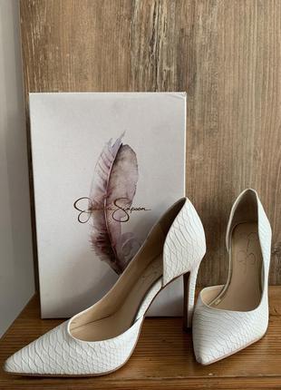 Лодочки туфли jessica simpson