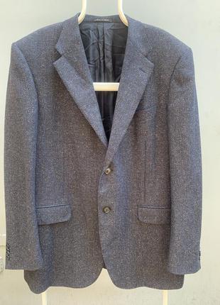 Пиджак corneliani wool шерсть/кашемир eu 56r/46 r