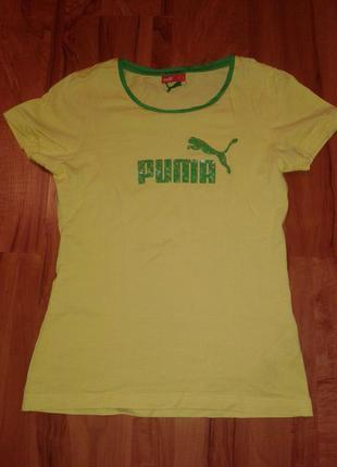 Продам новую футболку фирмы puma(оригинал)