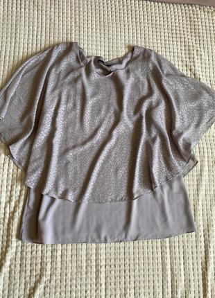 Шифоновая блуза devid emanuel
