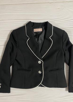 Пиджак на 5-6 лет
