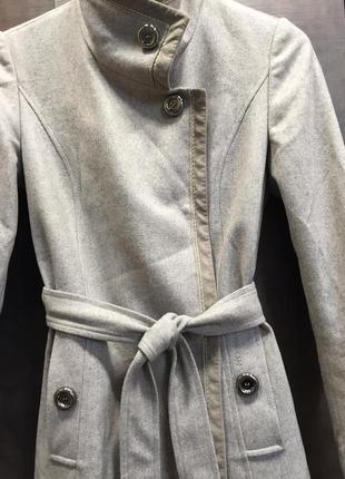 """Пальто классическое фирмы """"geox"""" производство италия."""