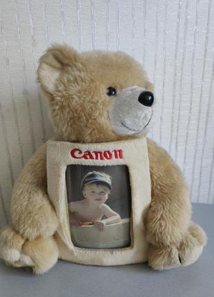 Медвежонок рамка для фотографий