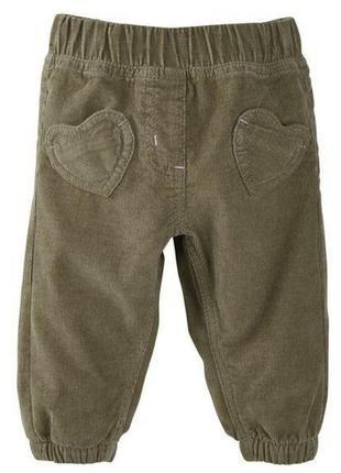 Вельветовые брюки, штаны