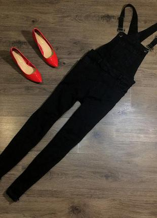 Комбез комбинезон джинсовый