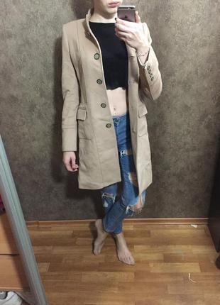 Пальто зара