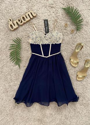 Нарядное вечернее платье №136