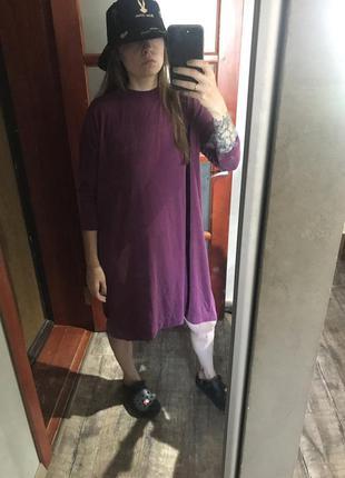 Спортивное платье monki монки