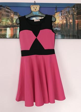 Шикарное платье с сеточкой размер m❤️платье миди , нарядное платье