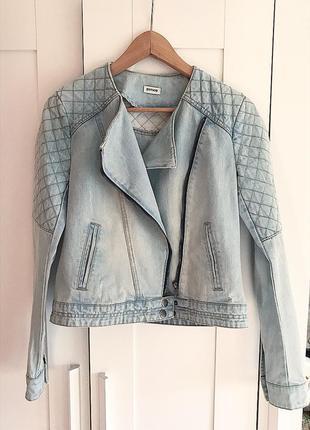 Курточка джинсовая pimkie