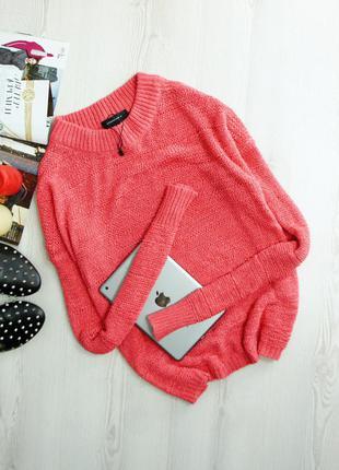 Роскошный свитерок из ленточной пряжи atmosphere