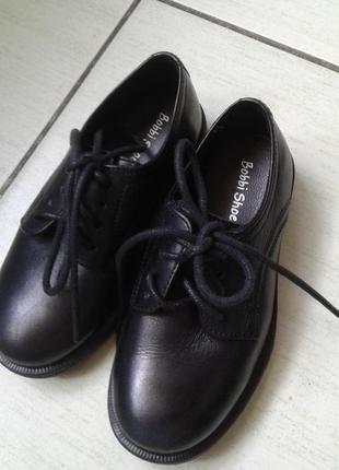 Туфли для мальчика 27 размер