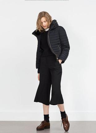 Теплая куртка zara