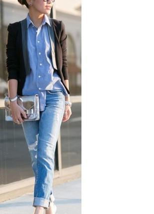 """Стильные джинсы-скинни """"рванки"""" для леди и разгильдяйки на все случаи жизни."""