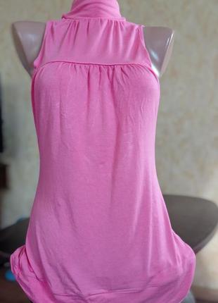 Удлиненная блуза (туника)