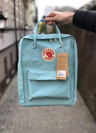 Fjallraven kanken рюкзак