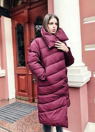 Тренд этой зимы! пуховик#пальто одеяло силикон!