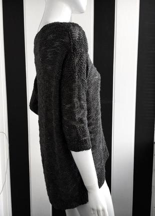 Красивый асиметричный свитер свободного покроя only