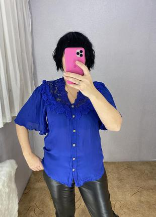 Красивая блуза рубашка