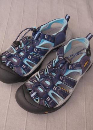 Keen newport h2 (39) треккинговые сандалии женские