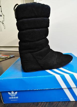 Сапоги adidas respect m.e. winter boot размер 38-39
