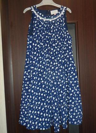 Нарядное, праздничное платье на девочку!