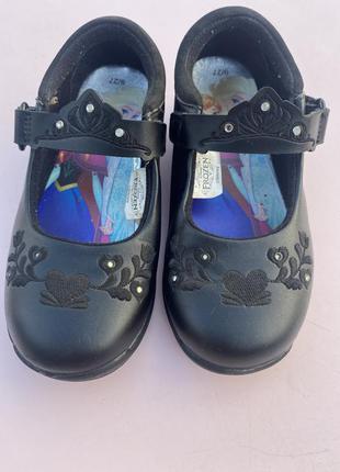 Туфли с мигалками disney