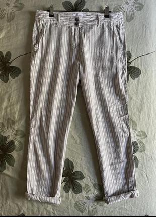 Скция!, брюки новые next, вьетнам, оригинал, 100% коттон