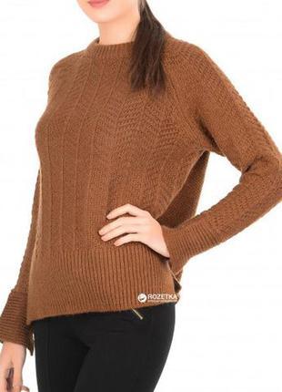Очень теплый свободный свитер h&m.