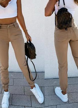 Брюки джогеры, штаны